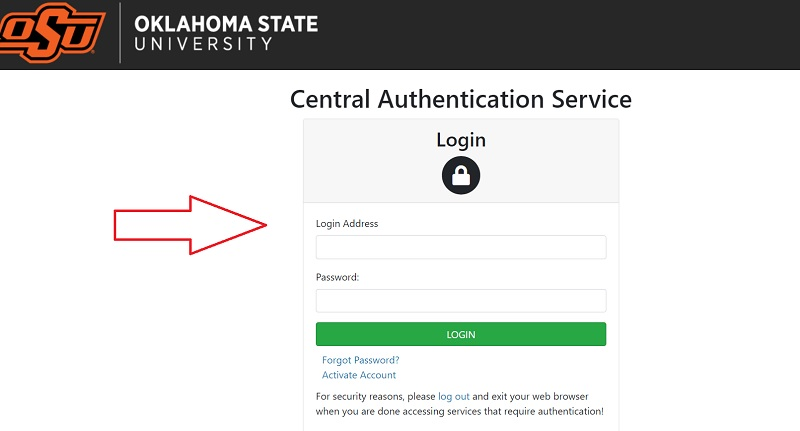 Myokstate Login