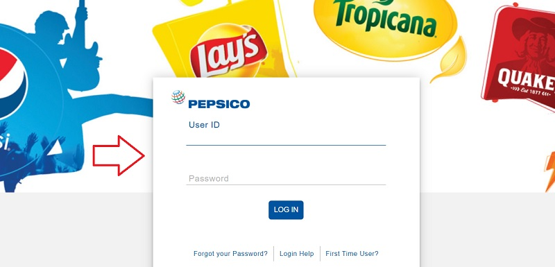 My PepsiCo SSO Login